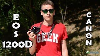Canon EOS 1200D: обзор зеркального фотоаппарата(Цена и наличие: http://rozetka.com.ua/canon_eos_1200d_18_55_kit_black/p1117370/ Видеообзор фотоаппарата Canon EOS 1200D Смотреть обзоры ..., 2014-09-29T06:00:01.000Z)
