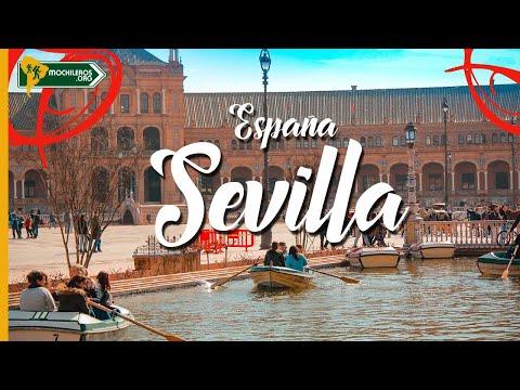 20 COSAS PARA HACER EN SEVILLA, ESPAÑA (HD) - Mochileros Canal de viajes