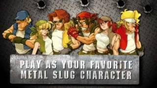 Atlus USA Trailer: Metal Slug XX