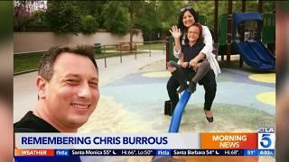 KTLA 5 Morning News's Announcement of the Passing of Chris Burrous 12/28/18