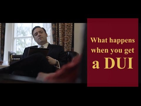 What happens when you get a DUI? | Pennsylvania Criminal Defense & Personal Injury Lawyers