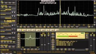 2013-09-09 04:32 1008kHz JONR ABCラジオ(朝日放送) 試験電波アナウンス