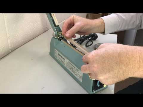 Heat Sealer Tape - Teflon Tape For Heat Sealers
