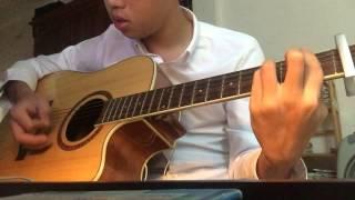 [ Yến Lê ] Quay Lưng - Guitar Cover