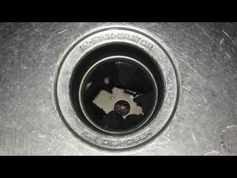 Troubleshooting Garbage Disposals