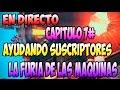 DESTINY | EN DIRECTO,AYUDANDO SUSCRIPTORES EN LA FURIA DE LAS MAQUINAS MAXIMA DIFICULTAD