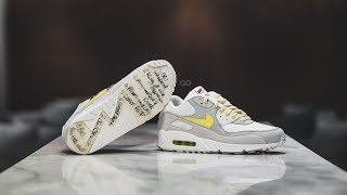 "Gambar cover Nike Air Max 90 Premium 'Mixtape Side A"": Review & On-Feet"