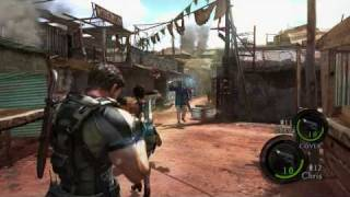 [HD] Resident Evil 5 PC Exclusive Gameplay Part 2