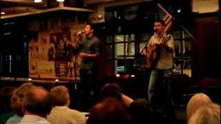 Acoustic by Candlelight Neil Byrne and Ryan Kelly Everly Bros Medley.MOV
