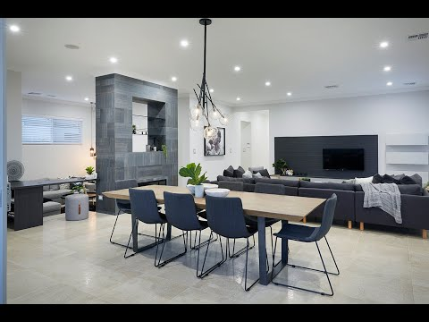 The Regal | Living Rooms, Study, Dining | Redink Homes