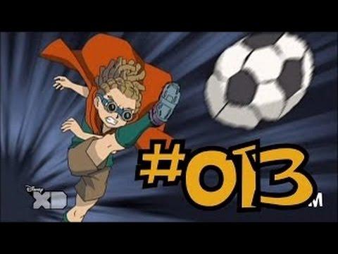 Inazuma eleven 13 De Finale Royal Academy Tweede Helft HD NL