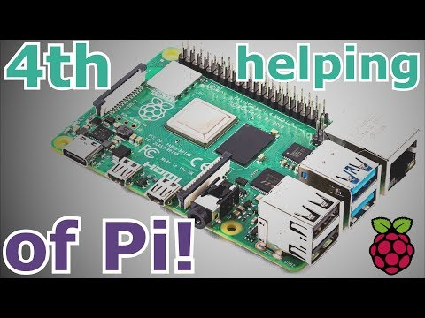 Geek Therapy Radio - Raspberry Pi 4 is here...and it's AWESOME!