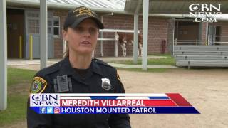 Call in the Cavalry: Houston's Mounted Patrol Makes a Difference on City Streets