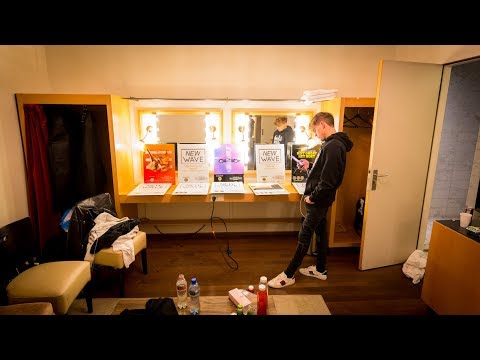 Lil Kleine behind the scenes - Première Alleen Tour Koninklijk Theater Carré
