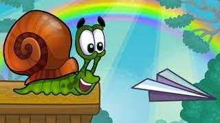SNAIL BOB 2 ✔ FOREST STORY - MEET BOB   Cartoon Game For Kids
