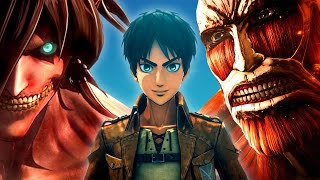 I LOVE THIS GAME! - Attack on Titan: Wings of Freedom