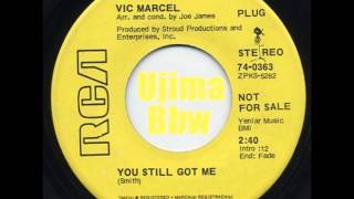 VIC MARCEL   You Bring Out The Best In Me   RCA RECORDS