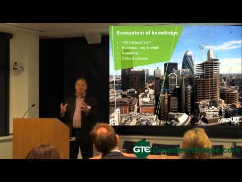 Sustainable Construction in Smart Cities: Future Cities Catapult