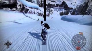 15 min z Shaun White Snowboarding - PS3 Gameplay by maxim