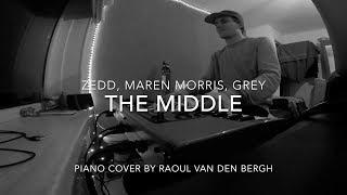 Zedd, Maren Morris, Grey - The Middle (Piano Cover + Sheets)