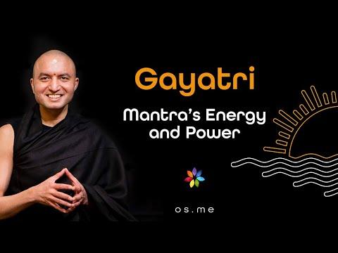 Energy in Gayatri Sadhana