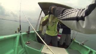 fishing Trip Lompat(Desaru)  jigging 1may 2015 bersamaan hari buruh sedunia.