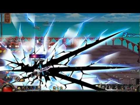 Dungeon Fighter Online - Noblesse Awakening Active Skill
