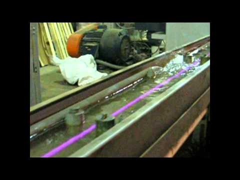 Post-Tension Cable Fabrication