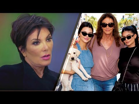 Kris Jenner Throws MAJOR Shade at Caitlyn as She Hangs Out with Kylie & Kendall for Father's Day