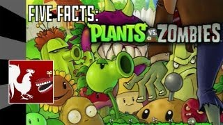 Five Facts - Plants vs. Zombies | Rooster Teeth