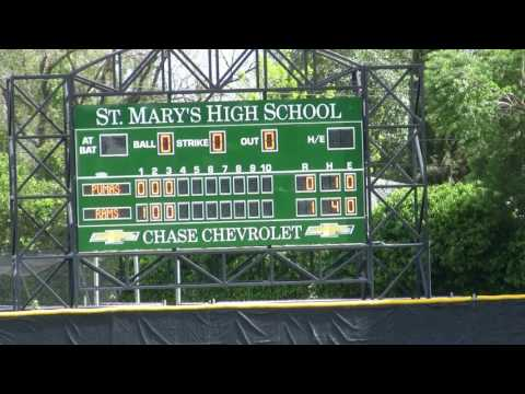 Boras Classic Carrillo vs St Mary's 4 12 2017