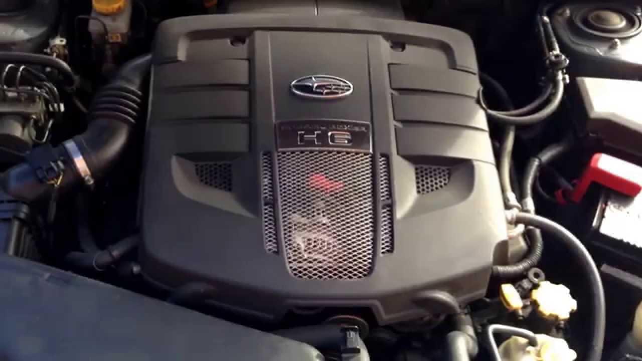 Subaru H6 Ez30d Engine