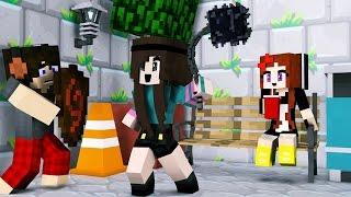 Minecraft: MATO TUDO MESMO!! (c/Miss e Márcio) - The Lab