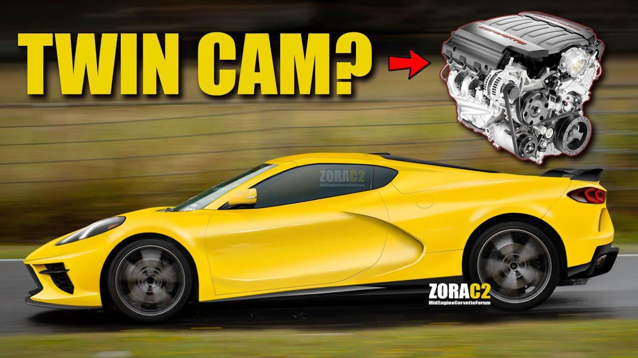 2020 Corvette New Engine Leak Youtube