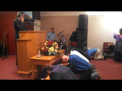 Pastor Jose Borrego Templo Rey de Reyes Odessa Texas PALABRA DE SABIDURIA 2