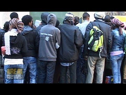 Israel Begins Deportation Of South Sudanese Refugees