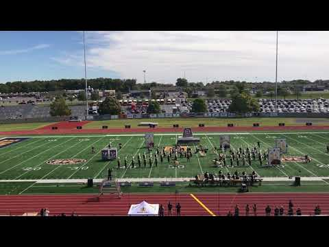 Murray High School Marching Band @ Murray State 2017