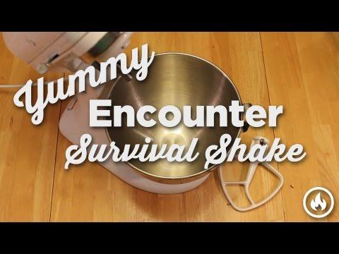 Yummy: Encounter Survival Shake