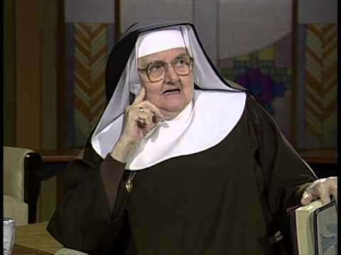 Mother Angelica Live Classics - 2014-07-22 - Bad things happen - Mother Angelica - EWTN  - MqlgwZF3EDs -