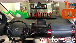 Toyota Prius 2007 full options no hit original paint  still new in Kompong charm province by Meanith