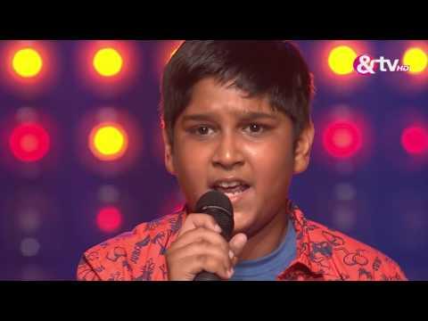 Pranav - Blind Audition - Episode 3 - July 30, 2016 - The Voice India Kids