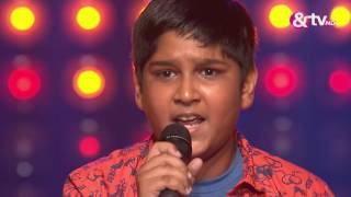 Pranav - Blind Audition - Episode 3 - July 30, 2016 - The Voice India Kids