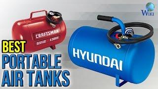 6 Best Portable Air Tanks 2017