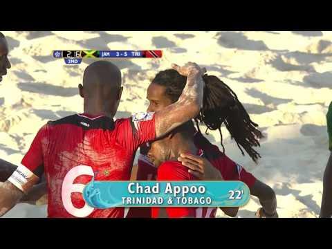 BSC 2017: Jamaica vs Trinidad & Tobago Highlights