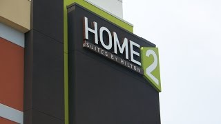 Full Hotel Tour of the Home2 Suites in Knoxville, TN
