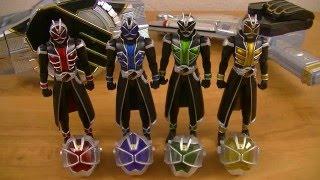 Toku Toy Theory Ep. 8: Kamen Rider Wizard Basics
