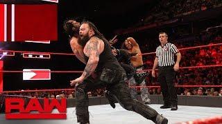 """Woken"" Matt Hardy & Bray Wyatt vs. The Ascension: Raw, May 28, 2018"