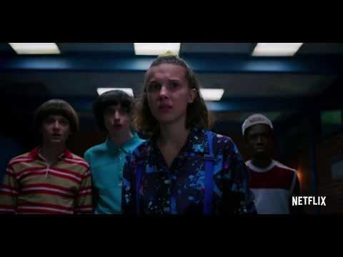 Stranger Things 3 Trailer Avengers Endgame Style