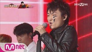 SuperstarK7 [10회] ′창조적인 편곡′ 자밀 킴 - ′Billie Jean′ 151022 EP.10