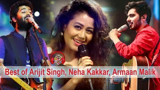 Video Best of Neha Kakkar, Arijit Singh, Armaan Malik Romantic Hindi Songs Melody Bollywood Songs 2018 download MP3, 3GP, MP4, WEBM, AVI, FLV Agustus 2018